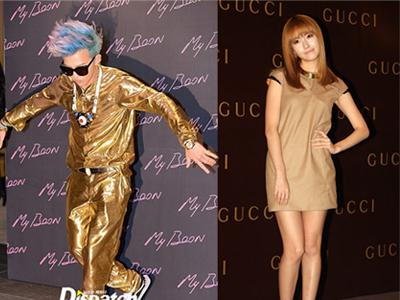 G-Dragon & Jessica: Raja dan Ratu Fashion