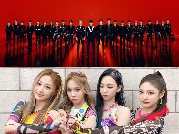 SM Entertainment Ungkap NCT dan aespa Akan Jalani Test COVID-19
