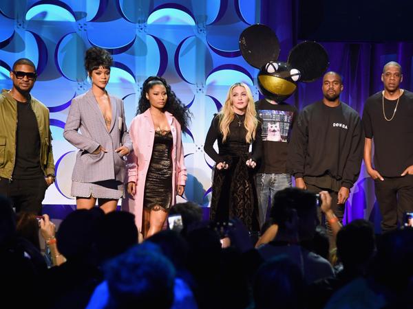 Karena TIDAL, iTunes Ancam akan Boikot Lagu Rihanna, Jay Z hingga Madonna!