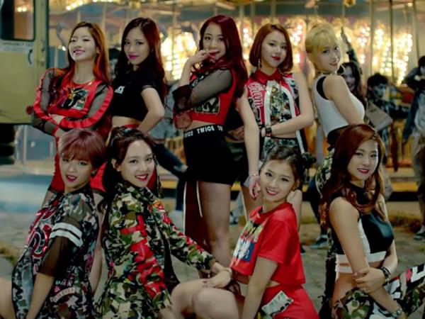 Resmi Debut, Girlgrup Baru JYP 'Twice' Tetap Ceria di Tengah Zombie Menakutkan di MV 'Ooh-Ahh'