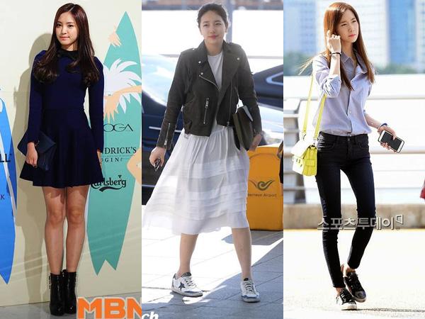 Dressed Like Your Idol: Gaya Fashion Simpel Para Visual Girl Group