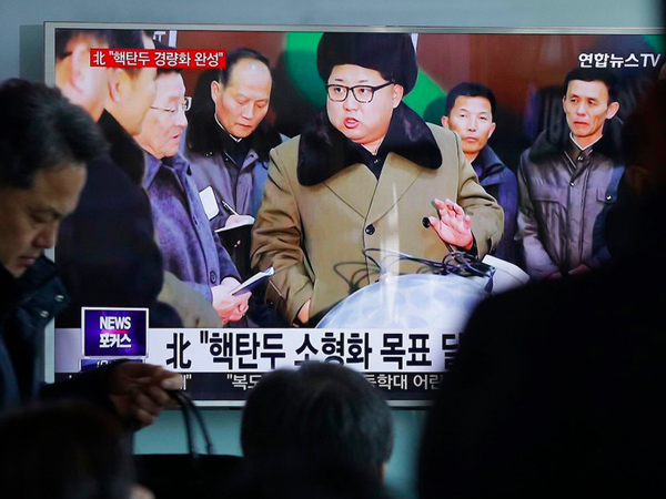 Klaim Mampu Hancurkan New York, Bom Korea Utara Kembali Tebar Ancaman