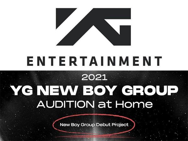 YG Entertainment Buka Audisi Global untuk Boy Group Baru, Ini Syaratnya!