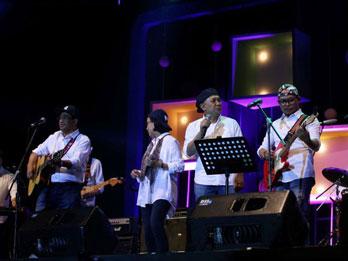 'Elek Yo Band' Band Para Menteri Ikut Tampil di Konser Amal Untuk Lombok dan Bali