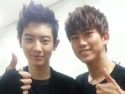 2PM dan EXO Tunjukkan Dukungan Satu Sama Lain