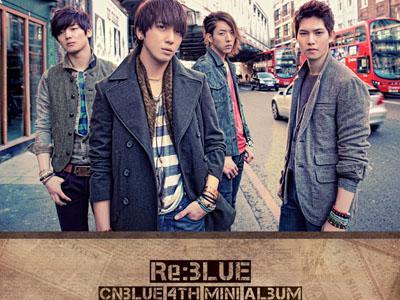 CNBLUE - Re:BLUE