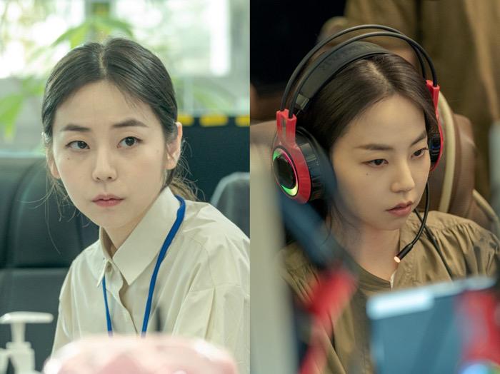 Potret Ahn Sohee Mainkan Peran Ganda di Drama Misteri OCN