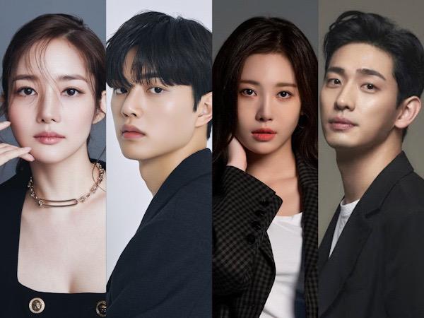 Detil Peran Park Min Young Hingga Song Kang di Drama Terbaru