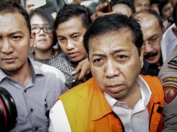 Terungkapnya Setya Novanto Pernah Siapkan Rp 20 Miliar untuk Sogok KPK