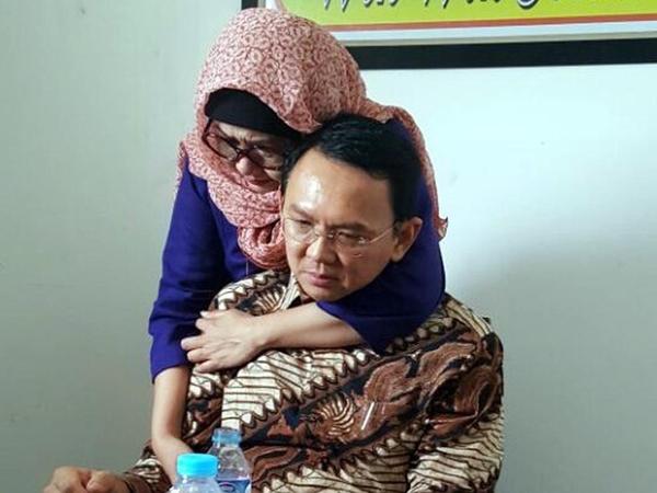 Sah! Mahkamah Agung Resmi Tolak PK Ahok Lewat Ketok Palu Hakim 'Sangar' Artidjo