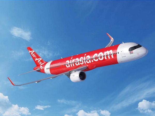 Air Asia Indonesia Maskapai Teraman dari Covid-19