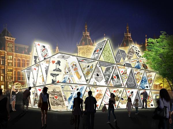 Tengok Cantiknya Festival Lampu yang Memeriahkan Musim Dingin di Amsterdam!