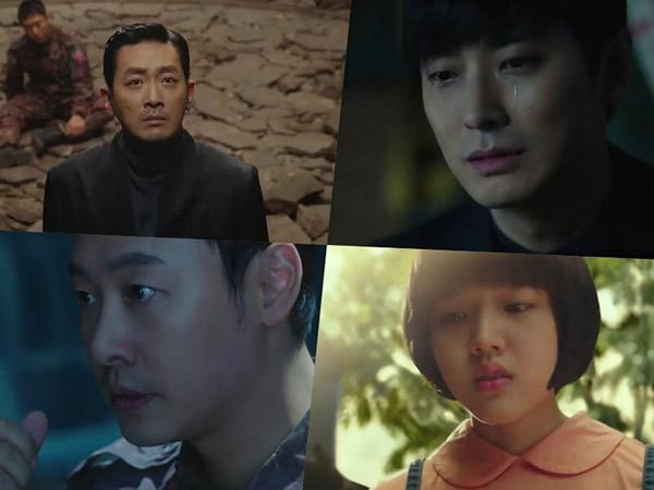 Siap-siap Dibikin Emosioal Lewat Trailer  'Along With the Gods 2' yang Makin Seru dan Dramatis
