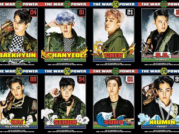 'Power' Milik EXO Ini Jadi Lagu K-Pop Pertama yang Diputar di Pertunjukan Air Mancur 'The Dubai Fountain Show'