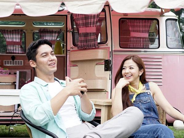 Franda dan Samuel Zylgwyn Pilih Tema Pre-Wedding Romantis Ala Korea