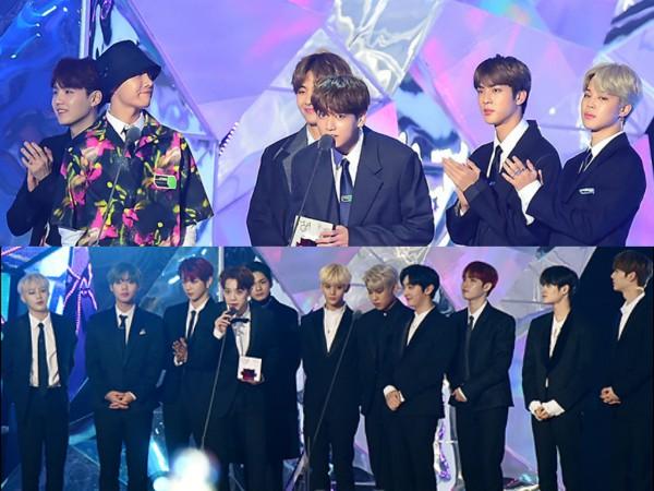 Dominasi BTS, Inilah Daftar Lengkap Pemenang Penghargaan 'MBC Plus x Genie Music Awards'
