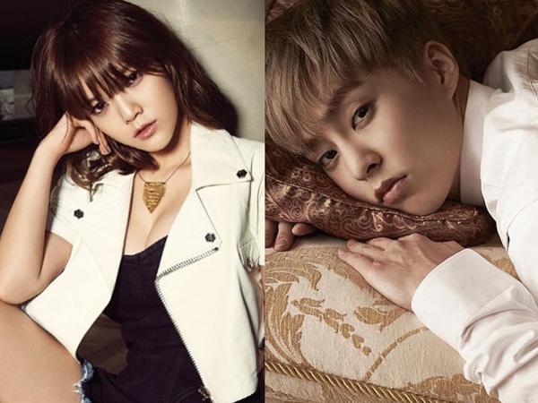 FNC X SM Entertainment, Jimin AOA akan Gaet Xiumin EXO di Proyek Solonya!