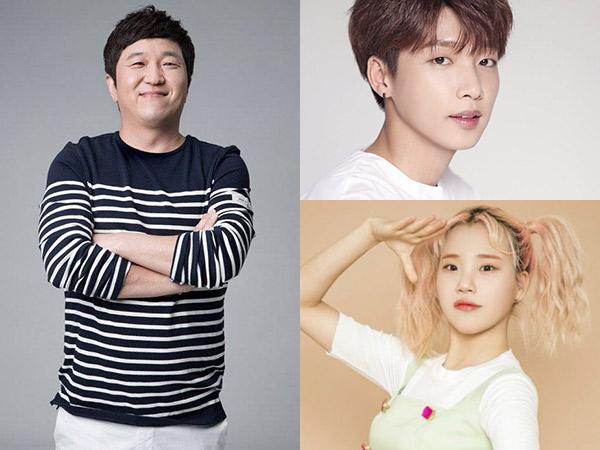 Jung Hyung Don Bakal Punya Acara Baru Bareng Dua Idola Ini Usai Hengkang dari 'Weekly Idol'