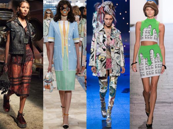 Tren Fashion Spring/Summer 2017 dari Desainer Ternama di New York Fashion Week (Part 2)