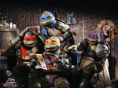 Michael Bay, Sulap Ninja Turtles jadi Alien