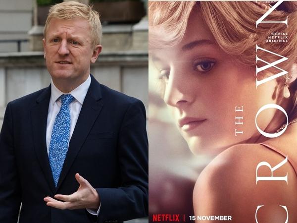 Dianggap Rusak Citra Kerajaan Inggris, Netflix Diminta Labeli 'The Crown' Sebagai Fiksi