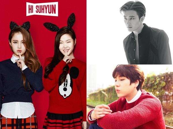 Debut Hi Suhyun dan Kyuhun-Zhoumi Jadi Persaingan Baru YG dan SM Entertainment