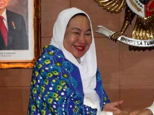 Mantan Menteri Negara Pemberdayaan Perempuan Tutty Alawiyah Meninggal Dunia