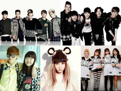 Bersiap! Tahun 2014 'Banjir' Comeback dan Debut Para Artis YG Entertainment!