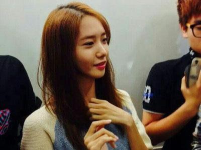 Hadiri Kuliah, YoonA SNSD Diserbu oleh Mahasiswi Dongguk University
