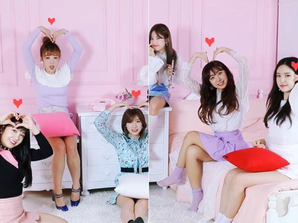 Jadi Hadiah Untuk Fans, A Pink Rayakan Anniversary ke-6 Penuh Cinta di MV 'Always'