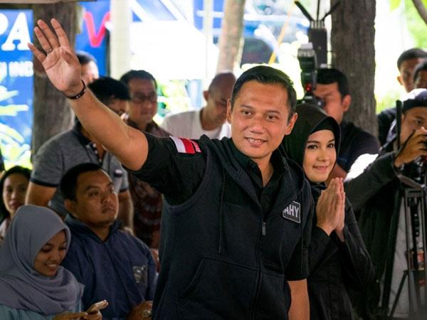 AHY 'Pede' Cari Nama Alternatif Pilpres 2019 Setelah Ditolak Jusuf Kalla