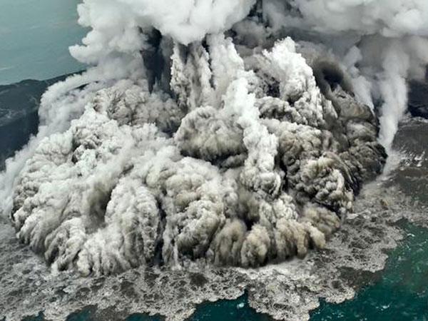 Kabar Terkini Gunung Anak Krakatau, Warga Dihimbau Tingkatkan Kewaspadaan