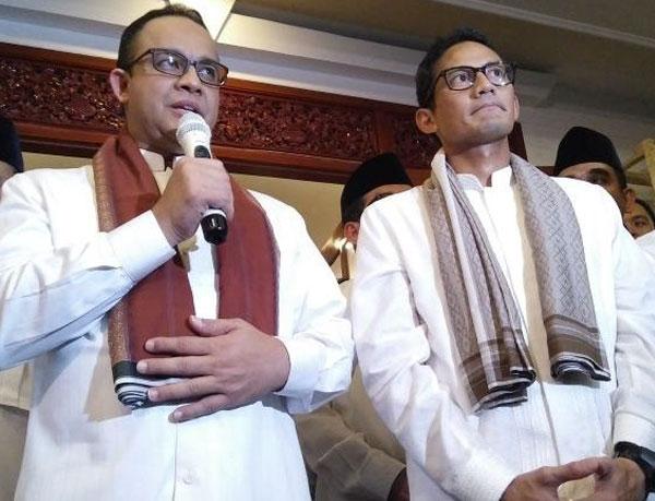 Tim Sukses Anies-Sandi di TGUPP Bakal 'Dipangkas' Kementerian Dalam Negeri