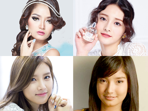 Ternyata Artis-artis Korea Ini Punya 'Kembaran' di Indonesia (Part.1)