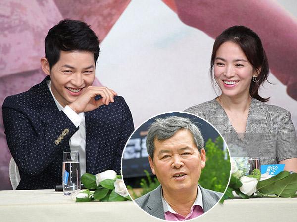 Ayah Song Joong Ki Bicara Soal Pernikahan Anaknya dan Ingin Cepat Punya Cucu