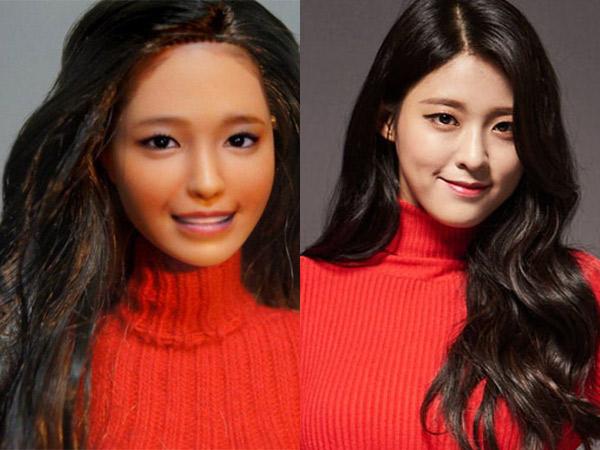Jadi Viral, Seorang Penggemar Sukses Ubah Boneka Barbie Jadi Idolanya!