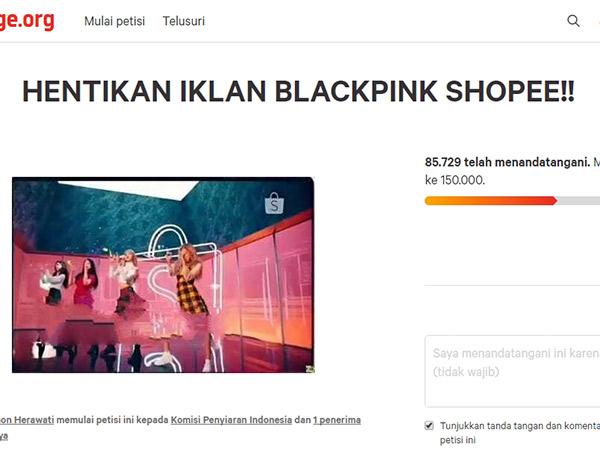 Heboh Pro Kontra Petisi Boikot Iklan BLACKPINK di Televisi Indonesia