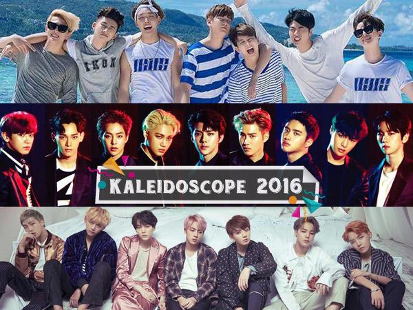 Raih Kesuksesan di Tahun 2016, Berikut Boy Group K-Pop Favorit Pilihan Pembaca Dreamers.id