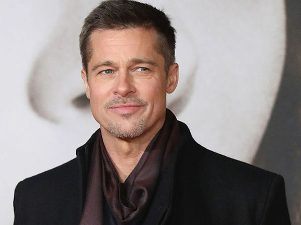 Pasca Cerai dari Angelina Jolie, Brad Pitt Stres dan Alami Gangguan Makan?