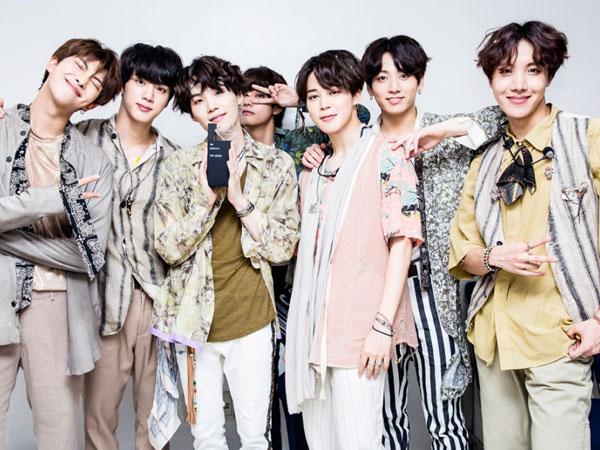 Balas Tweet Presiden Moon Jae In, BTS: Kami Sangat Tersentuh