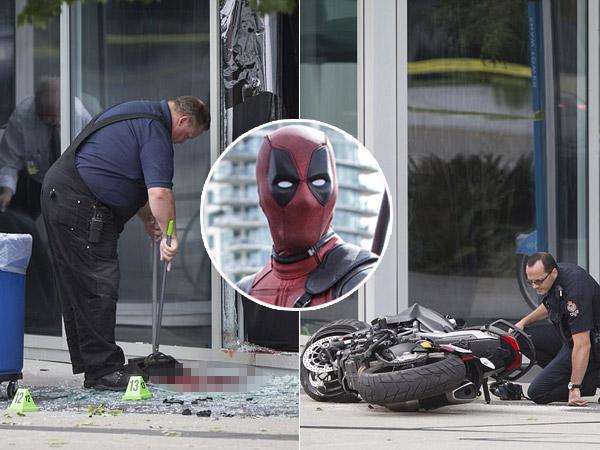 Suasana Lokasi dan Fakta Stuntman Wanita 'Deadpool 2' yang Tewas di Lokasi Syuting