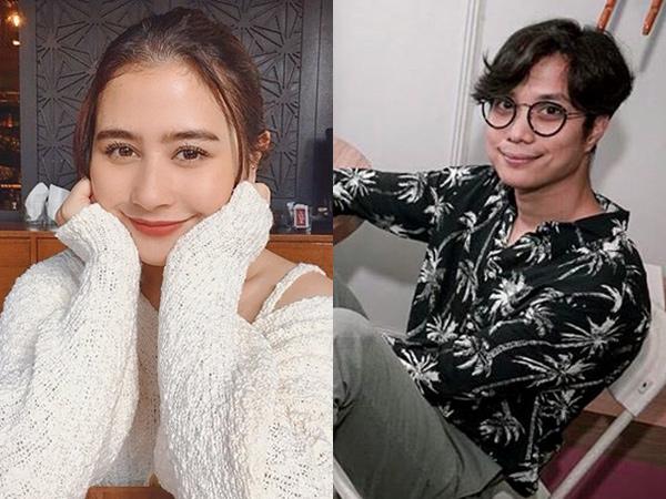 Prilly Latuconsina Posting Foto Berdua dengan Dikta, Pacaran?