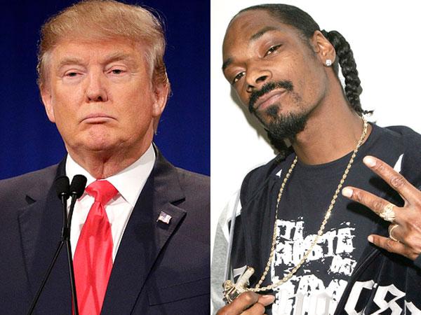 Sinis, Donald Trump Ancam Penjarakan Rapper Snoop Dogg Terkait Video Musiknya!