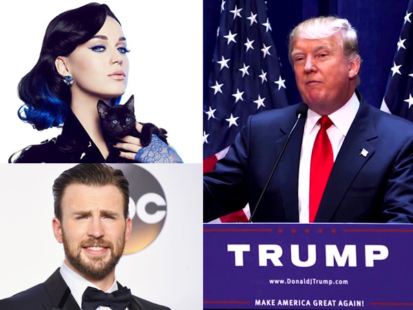 Donald Trump Jadi Presiden AS, Begini Respon Para Artis Pendukung Hillary Clinton