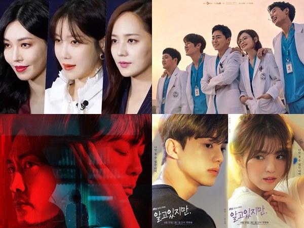 Banyak yang Greget, Ini 7 Drama Korea Baru di Bulan Juni