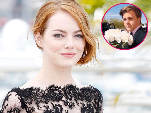 So Sweet! Ini Tanggapan Emma Stone Soal Ajakan Anak SMA ke Pesta Prom