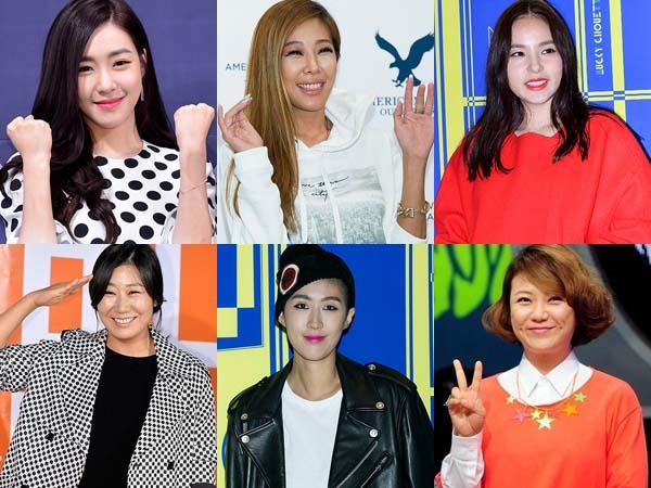 KBS Gaet Enam Artis Wanita Korea Ini Jadi Member Tetap Di Acara Terbarunya!