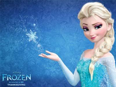 Wow, 'Frozen' Jadi Film Animasi Terlaris Sepanjang Masa!