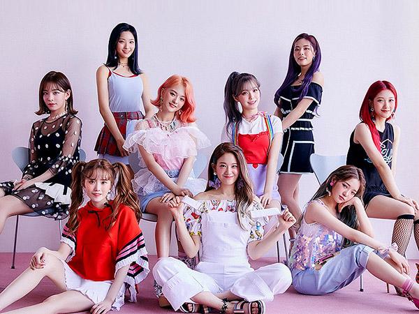 Girl Group fromis_9 Juga Ikut Ramaikan Super K-Pop Festival Indonesia 2019