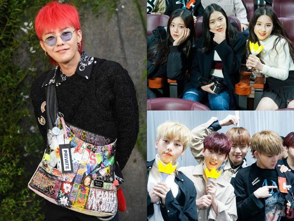 Jelang Final 'MIXNINE', G-Dragon Kejutkan Kontestan dengan Hal Ini